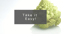 Take it easy - richtige Domain